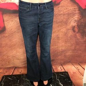 Banana Republic Urban Boot Jeans 14 32x31